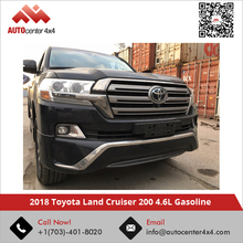 2017 Toyota LC200 4.6L Gasoline - Executive Edition (7 Seats Model)