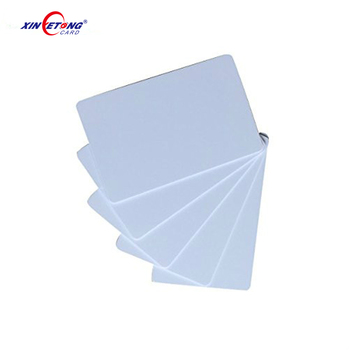 High quality 13.56MHZ 216 Rfid NFC Blank PVC Card with 888 bytes User Memory