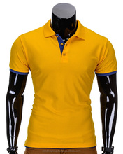 OEM brands 100%cotton high quality customized polo t shirts with Wholesale polo shirt