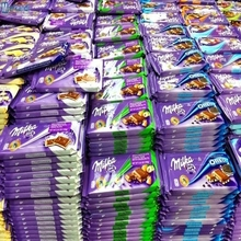 Beneficent Milka Chocolate 300g Available