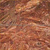 high quality of copper wire scrap 99.99% copper scrap Millberry 99.99%