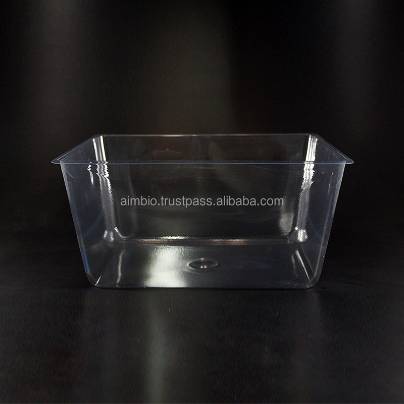 Laboratory Plastic Portable Mouse Cage Inner Cover for Single Use / No Wash / Low Labor Cost 0.7mm