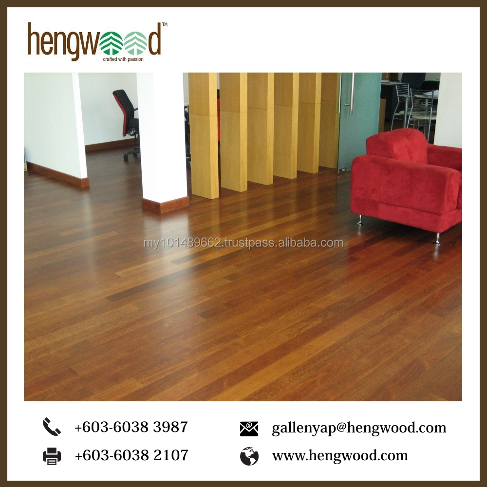 High Quality Merbau Solid Wood Flooring Prices