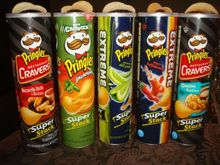 top quality low price canned potato chips 160g pringles style