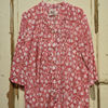 100 Cotton Handblockprinted Ladies Shirt Bloues