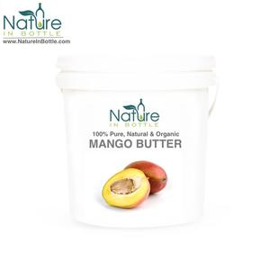Organic Mango Butter | Mango Kernel Butter - 100% Pure and Natural at bulk wholesale prices
