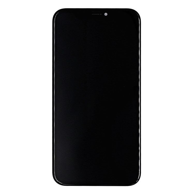 Display LCD Complete Unit Touch Panel Assembly for Apple iPhone XR 6.1Inch Black