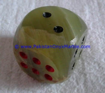 Professional Factory HOT SALE CHEAP PRICE ONYX DICES HANDICRAFTS