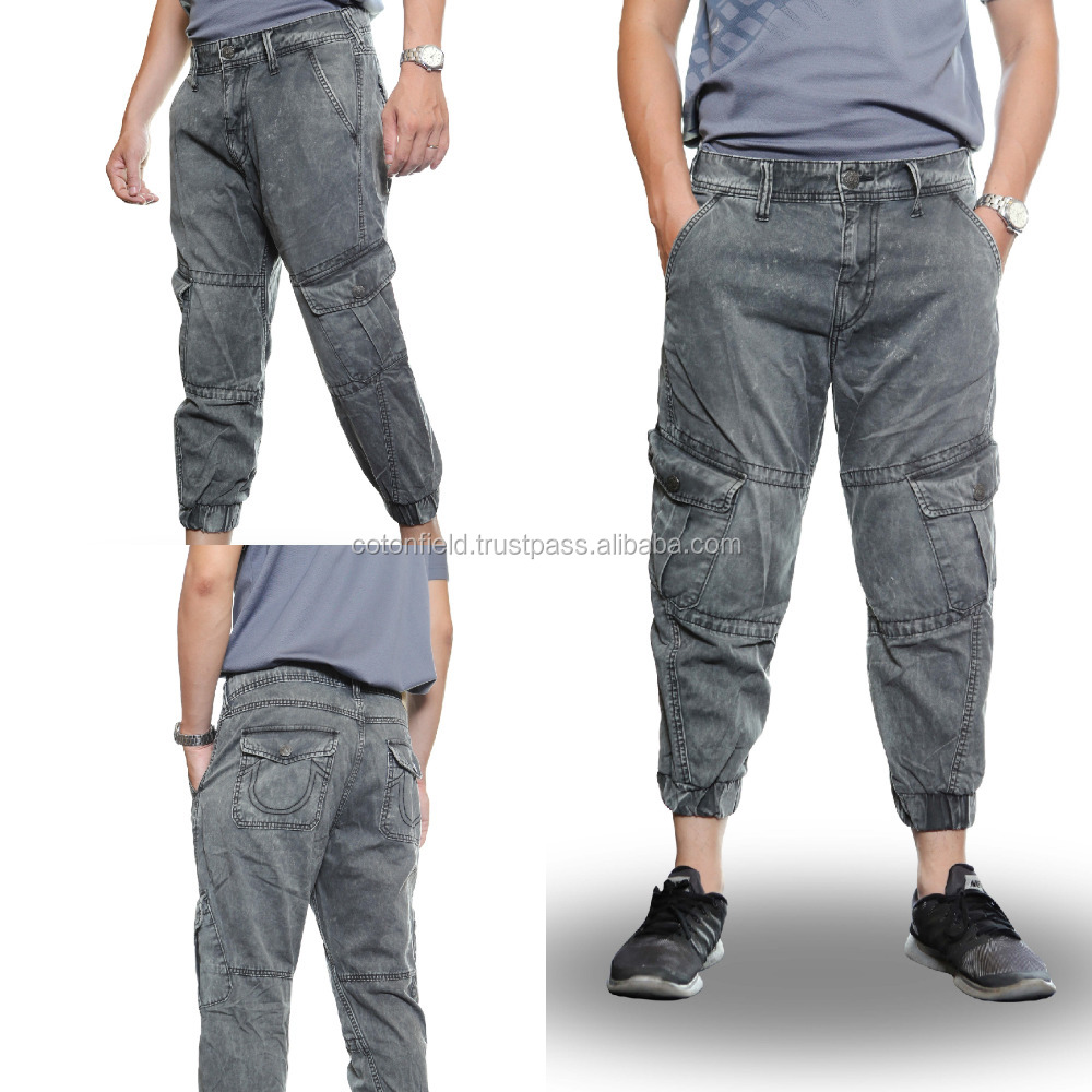 WHOLESALE FOR AUSTRALIA MARKET, CUSTOM DESIGN JOGGER MEN JEANS PANTS