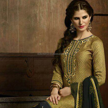 punjabi patiala salwar suit dress material