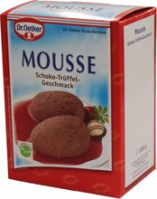 Dr. Oetker Mousse Chocolate TruffleFlavour 1kg
