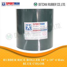 "rice rubber rollers for paddy dehusking of ""SPORTMAN"""