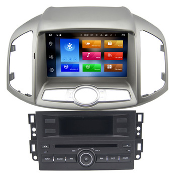 Hifimax Touch Screen Car Audio For Chevrolet Captiva (2012-2013) Android 8.0 Car DVD GPS Navigation System With OCTA CORE 32GB