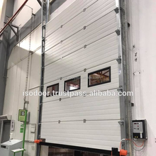 Steel Warehouse Industrial Doors made in Turkey