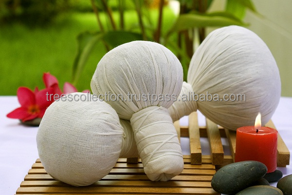 Thai Herbal Compress Ball Spa Massage