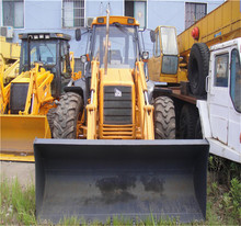 Japan used construction machinery JCB 4CX used backhoe loader Also 3CX