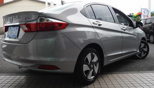 Second hand RHD Hybrid car 2015 Honda Grace LX from Japanese Supplier