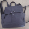 Malaysia Canvas Fashion Bags and Backpacks with Multi Use Pockets