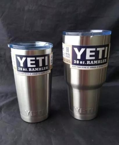 ALL NEW Yeti Rambler Produt Tumbler 30oz-20oz- Stainless Cup