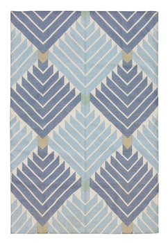 Modern design Kilim Cotton Dhurrie