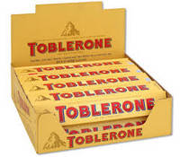 Toblerone 100g Milk Chocolate