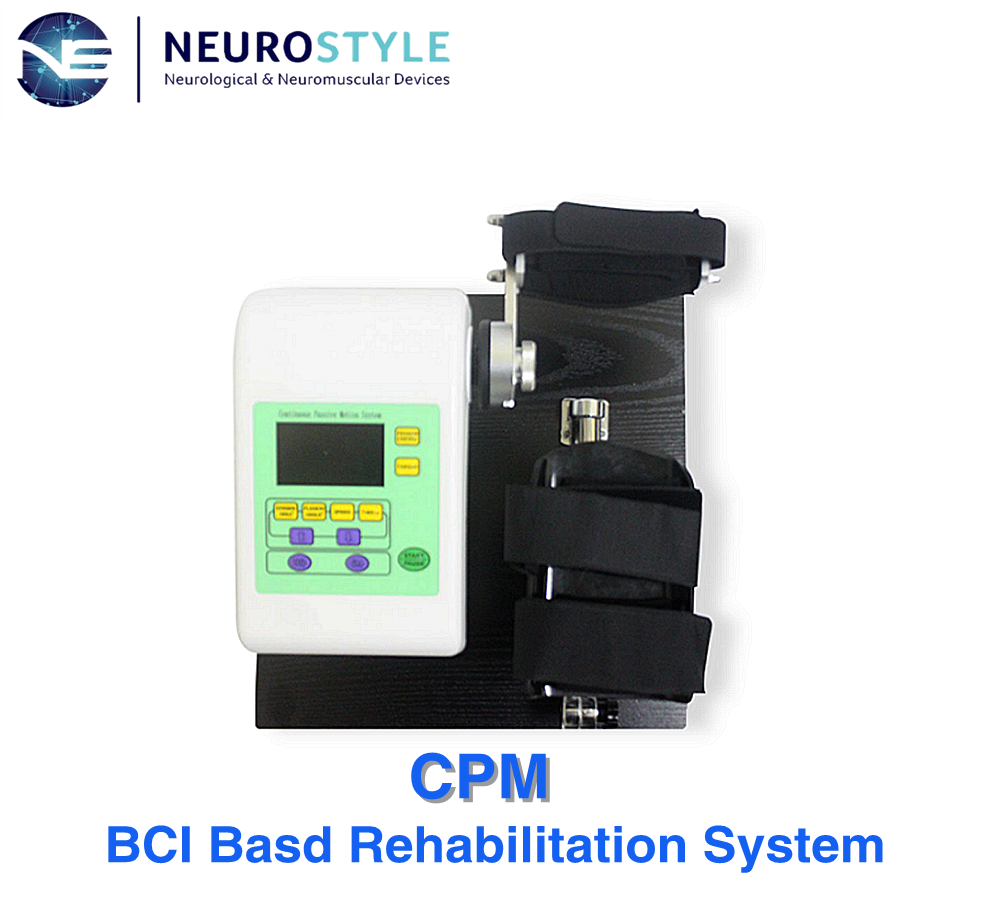 Hot Sale Stroke Rehabilitation machine with brain exercise