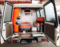 4 x4 Ambulance VDJ78 Toyota hard top