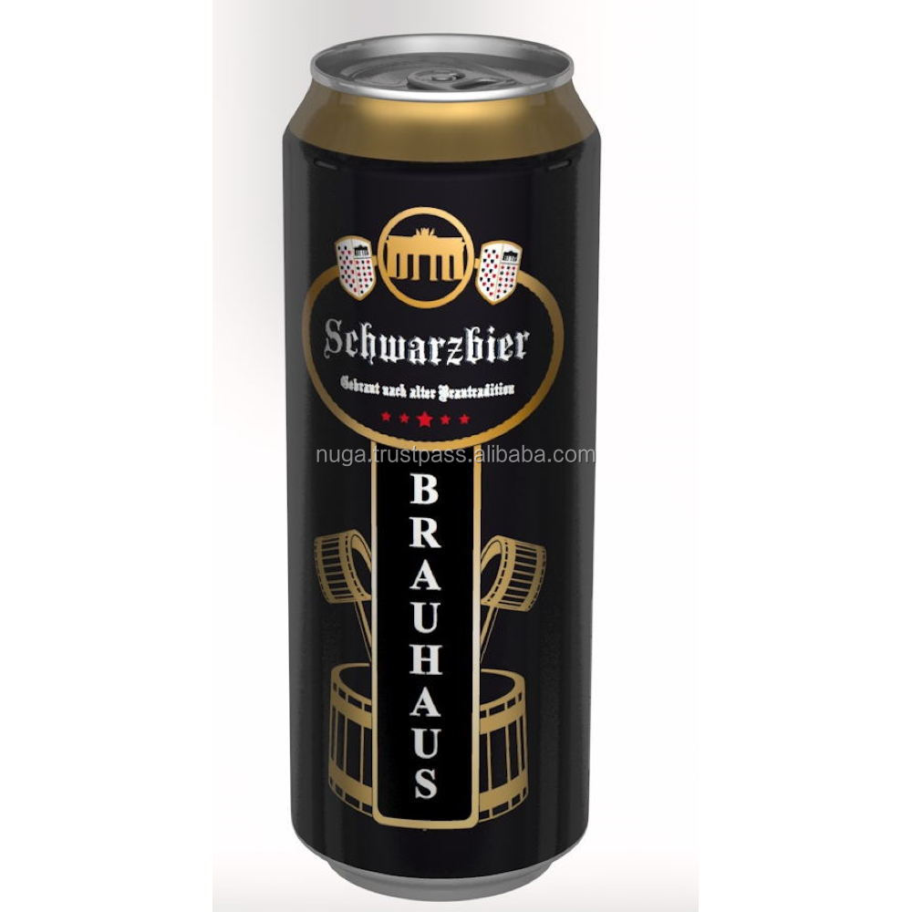 Brauhaus Wheat Beer - 500 ml - German Beer