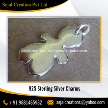 Little Boy Charm Boy Tag Ready Stock 925 Sterling Silver Charm