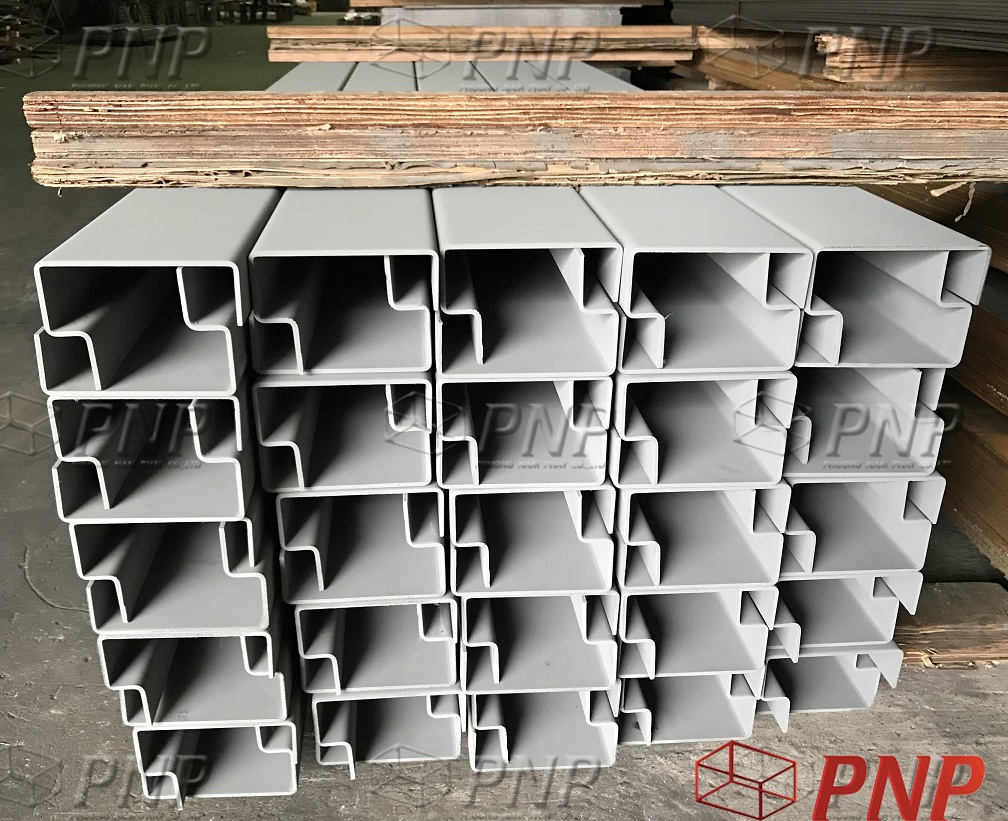 Structural corrugated galvanized steel roof for shipping container from Viet Nam