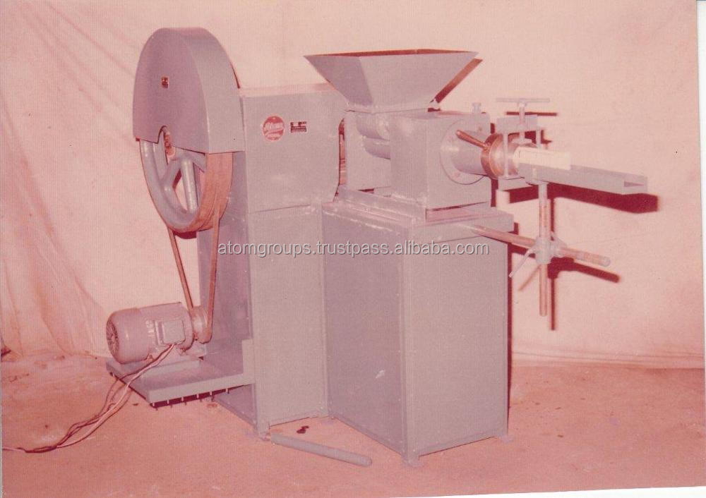Detergent Cake Plodder Machine No. K - 3