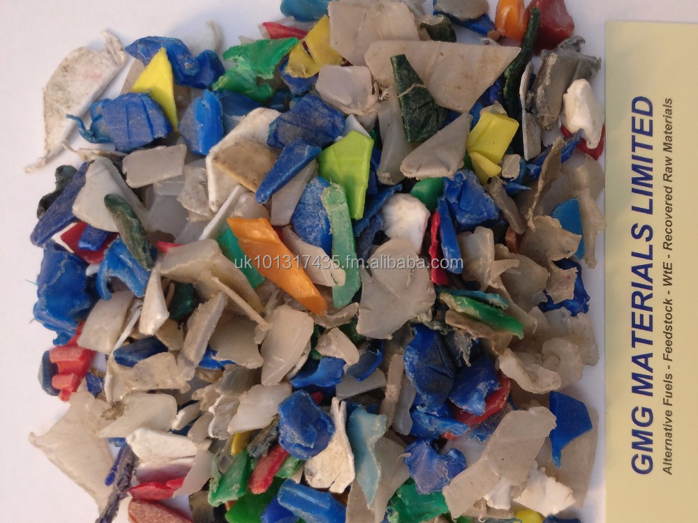 HDPE Regrind in Jumbo Bags