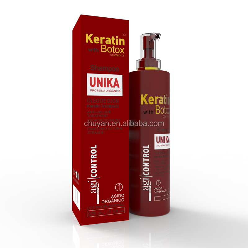 OEM 1000ml organic hair care conditioner with keratin and protein