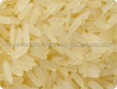 Indian 5% broken Parboiled Rice