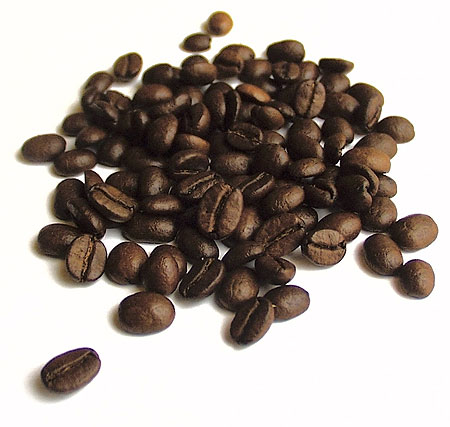 Manufactory price Raw Robusta coffee beans in Viet Nam