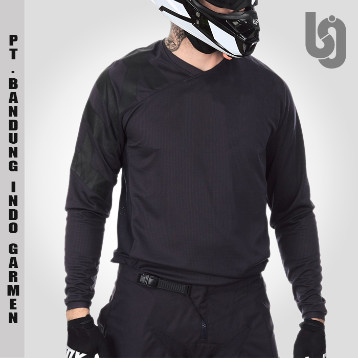 Customized Design Polyester Drifit Motocross Apparel Wholesale