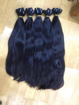 Promotional virgin straight hair Wholesale