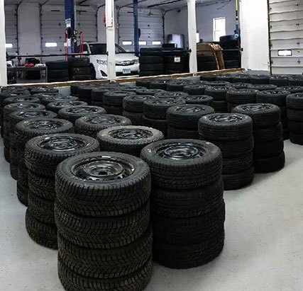 Made in Japaness best price winter used car tire 185/65R15