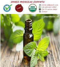 Organic Peppermint Oil Excellent Quality in Less Price without MOQ from New Delhi India