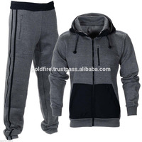 2017 Newest design Tracksuits Autumn Winter Clothing Men Fleece Casual Track suits