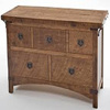 Antique Reclaimed furniture natural drawer