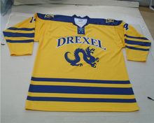 sublimation custom team wear mesh ice hockey jersey/ new style fashion street wear