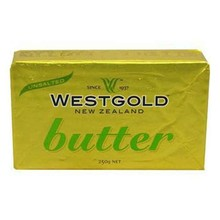 unsalted cow butter