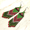 Sarawak Ethnic Handmade Fashion Jewelry Earrings
