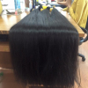 Straight Raw Hair Unprocessed Virgin Indian Cuticle Aligned Human Hair
