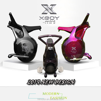 XBOY-mini 2019 CE Self Balancing One Wheel Unicycle for youth