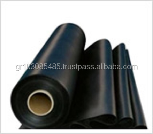 HDPE , LDPE - Geomembrane Waterproofing Liner Sealant - Both sides textured