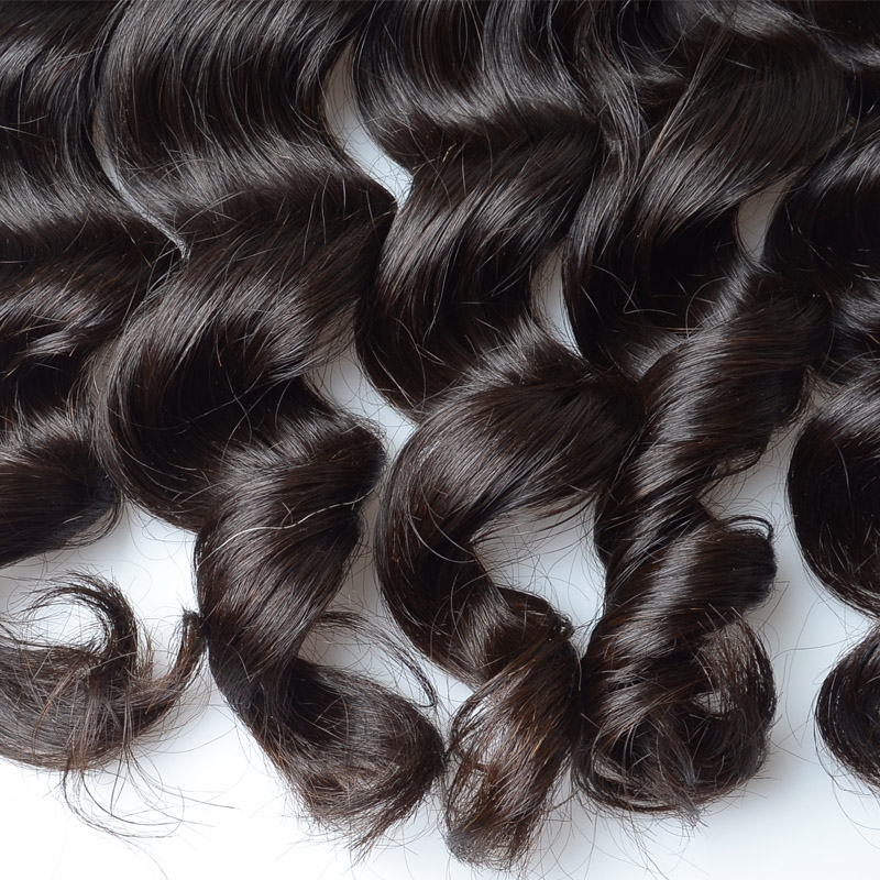 Soft Wave Virgin Peruvian Hair Factory For Women