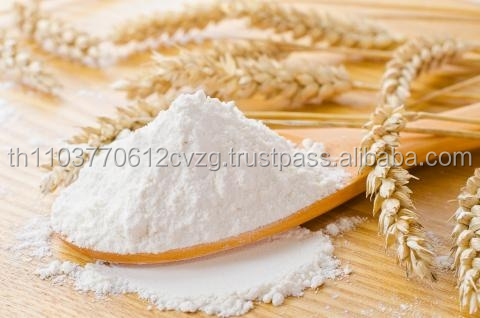 Wheat Flour High Quality Product of Thailand