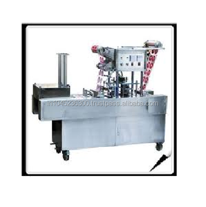 Solpack NEW small size chocolate jam pouch filling capping machine